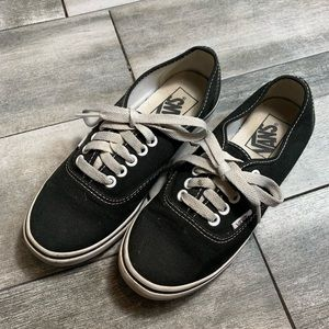 {VANS} Classic canvas sneakers